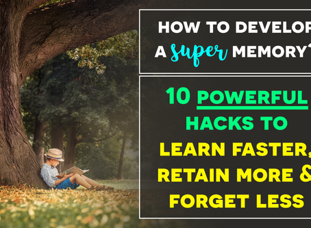 Learn HOW To Learn! 10 Powerful Hacks To Unlock Your SuperBrain So You Can Learn Faster, Retain More