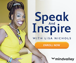 The Speak And Inspire by Lisa Nichols