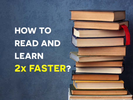 15-Min Science-Backed Speed Reading Exercise For Recalling More Information