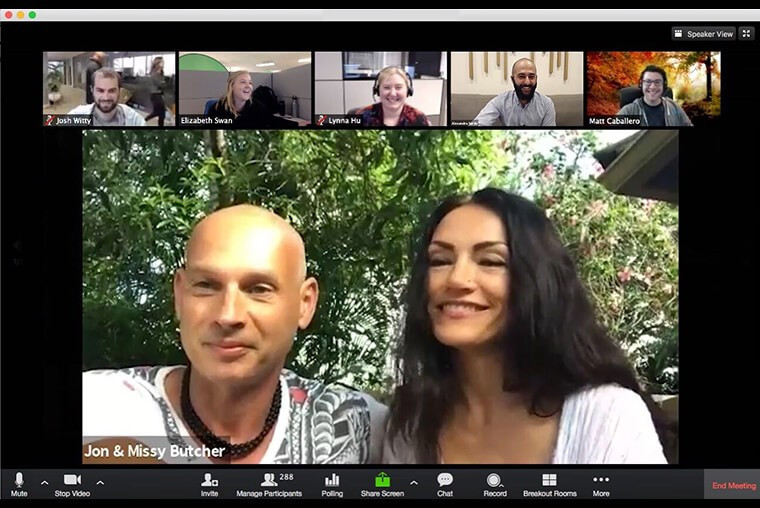 7 LIVE Q&A Sessions With Jon And Missy Butcher – Free Live Lifebook Online Program