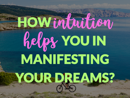 Learning to Trust Your Intuition Is the Key to Thriving