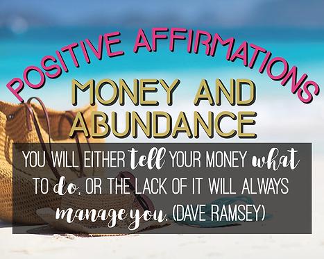Attract Money & Abundance