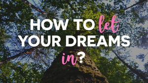 Why My Dreams Haven't Manifested Yet?_How to Let Your Dreams In_How to Let It Go_Law of Attraction Manifestation Technique