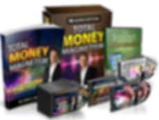 The Total Money Magnetism Course by Dr. Steve G Jones