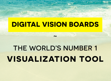 Important Question: Do you VISUALIZE?