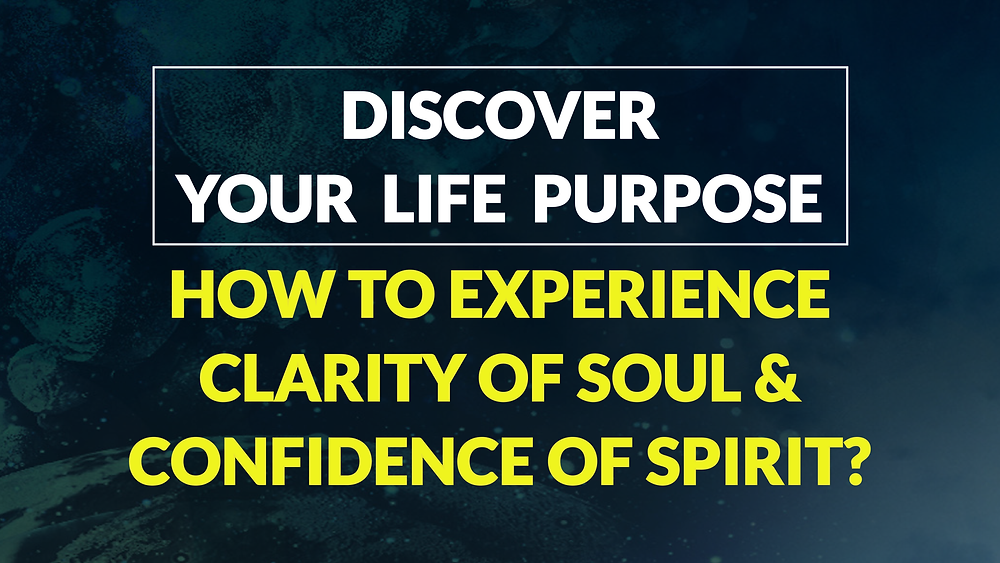 How to Experience Clarity of Soul and Confidence of Spirit_ Discover Your Life Purpose and Shine Bright Like A Diamond_ How to Get Clarity On Your Life Purpose?_How to Answer Your Personal Calling?_The Life Visioning Program by Michael Bernard Beckwith_ The Life Visioning Course Review