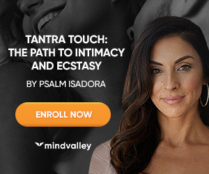 Tantra The Art Of Sacred Sexuality by Psalm Isadora