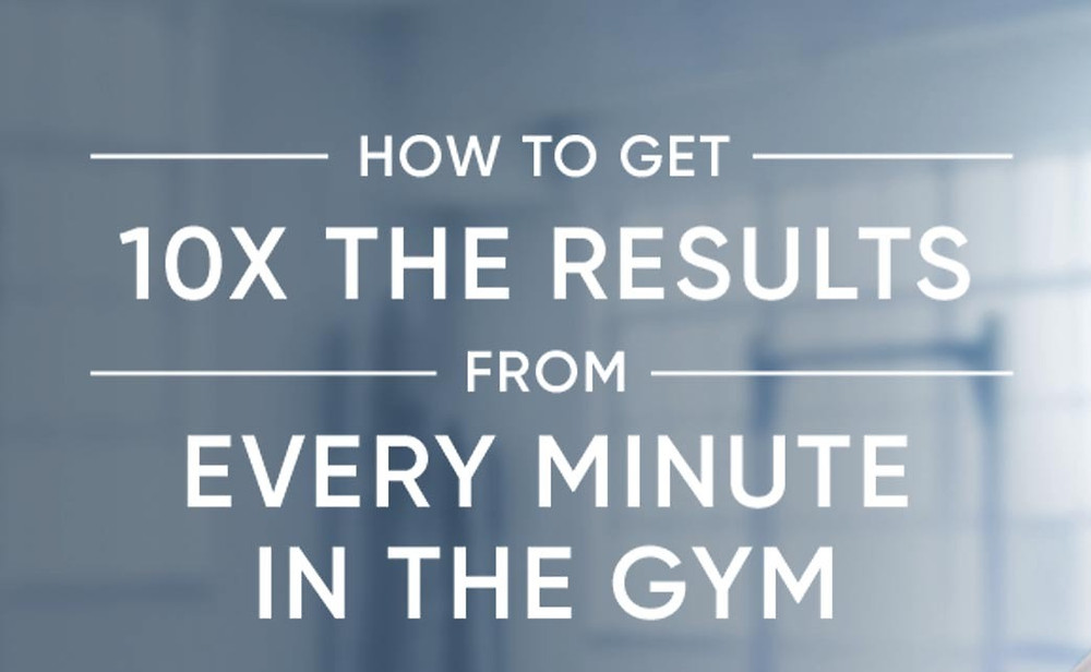 How To Get 10X The Results From Every Minutes In The Gym by Lorenzo Delano & Ronan Oliveira