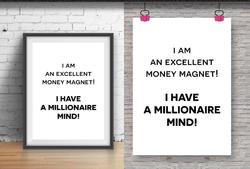 Money Declarations by T. Harv Eker