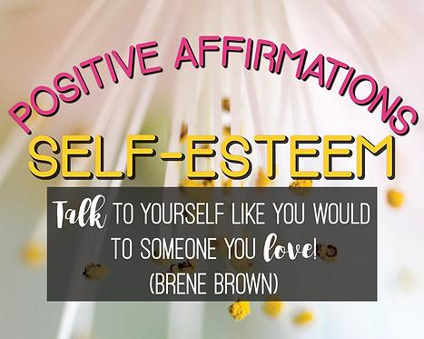 Attract Self-Esteem & Confidence