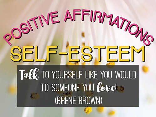 Attract Self-Esteem & Confidence