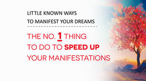 The Number 1 Thing To Do To Speed Up Your Manifestations And Manifest Your Dreams by Natalie Ledwell