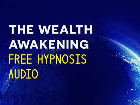 [FREE Mp3] The Wealth Awakening Hypnosis