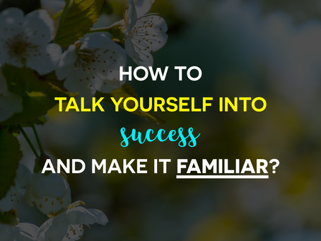How to Make Success Familiar?