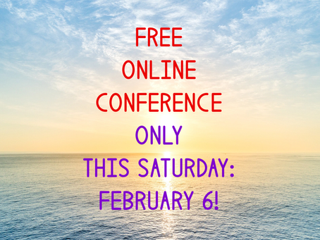 UPDATED: A BRAND-NEW & FREE Unsinkable ALL-DAY Conference for 2021!