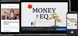 Enroll In The 21-Day Money EQ Quest by Ken Honda