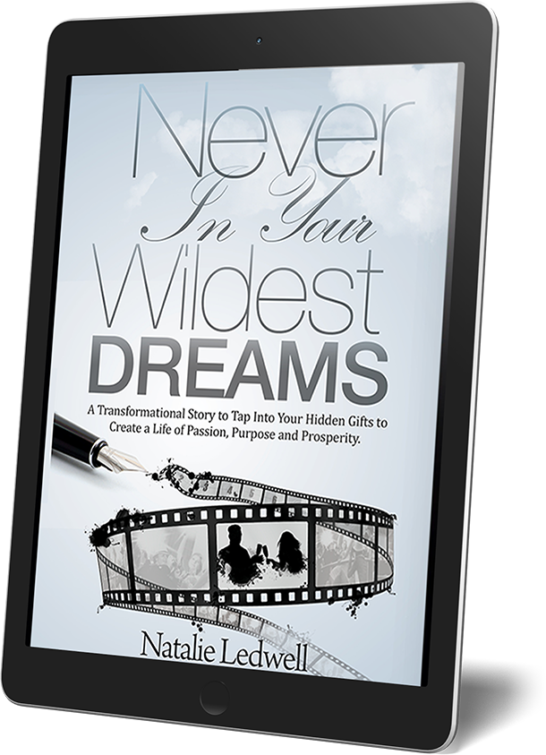 Never In Your Wildest Dreams by Natalie Ledwell - Transform Your Levels Of Abundance & Success