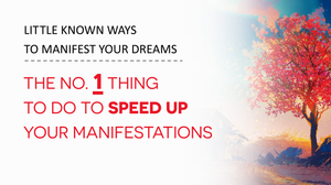 The No. 1 Thing To Do To Speed Up Your Manifestations By Natalie Ledwell