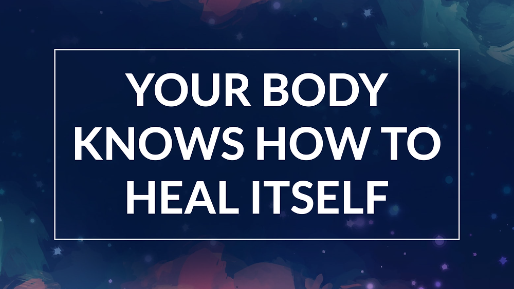 How to Heal Yourself With Energy Medicine