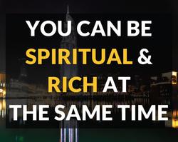 THE SPIRITUAL LAWS OF MONEY