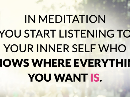 Discover Modern Meditation & Meditate To Speed Up Your Manifestations