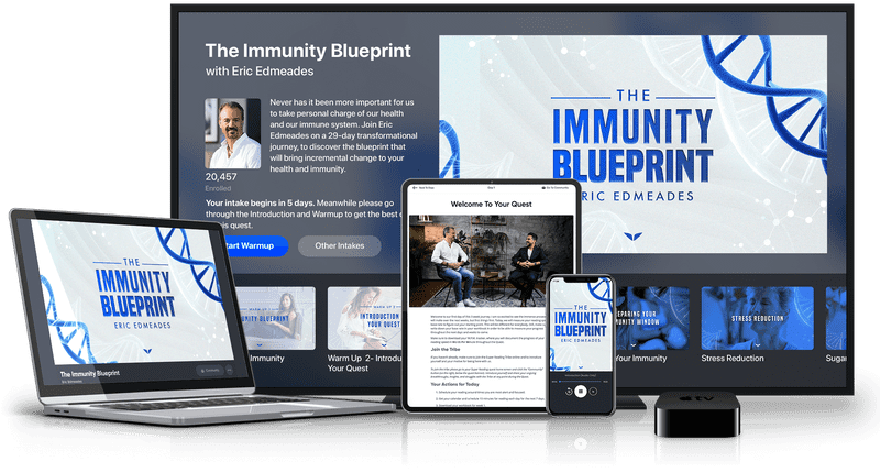 The Immunity Blueprint Program by Eric Edmeades