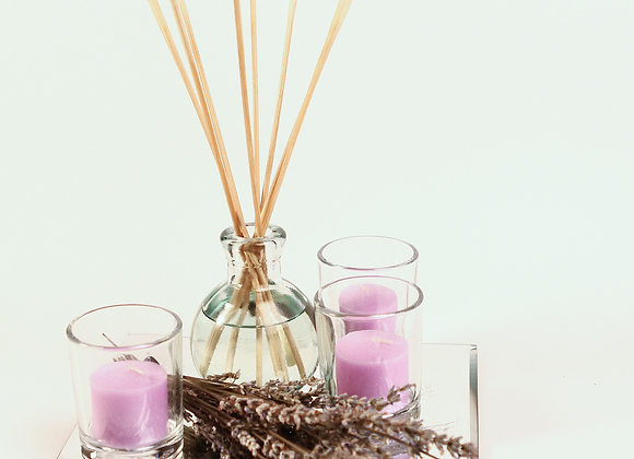Lavender Oil Reed Diffuser