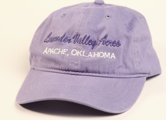Lavender Valley Acres Hat