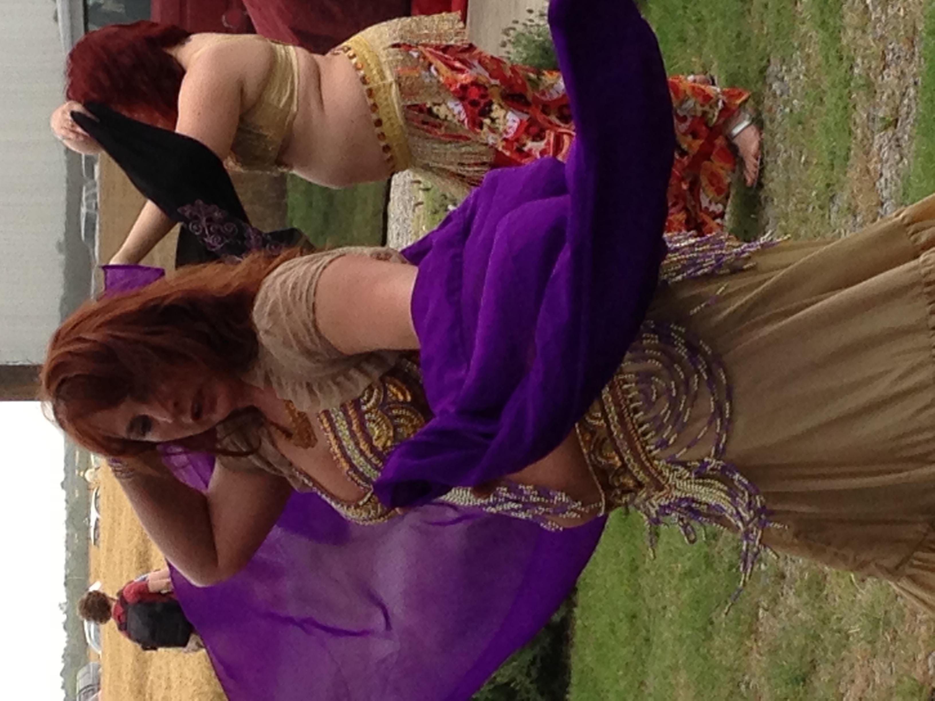 Lavender Valley Acres Belly Dancers