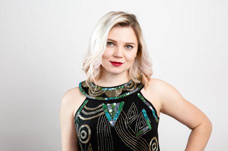 Jenny Sängerin (russisch,deutsch,englisch,französisch,spanisch