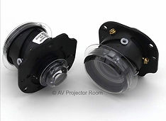 Original lens replacement for projector by AV Projector room malaysia