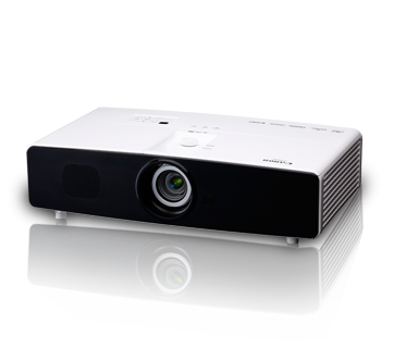 Canon LX-MW500 5000 Lumens WXGA Lightweight Compact Projec