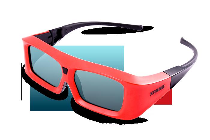 XPANDVISION Cinema 3D Glasses Model X103c Malaysia