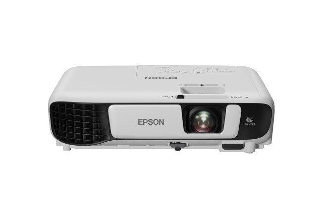 Epson EB-X51 XGA 3600 lumens 3LCD Portable Projector [Free Bag & HDMI]