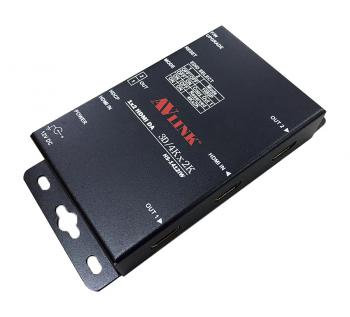 1x2 HDMI Distribution Amplifier HS-1412IW Malaysia