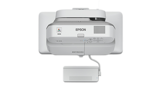 Epson EB-695Wi Ultra-Short Throw Interactive WXGA 3,500 Lumens 3LCD Projector