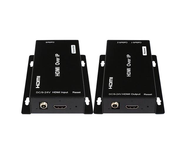 120m HDMI Extender over IP Multiple Cascade