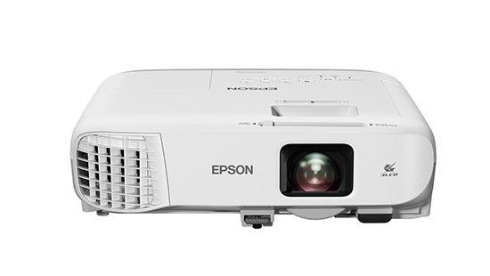 Epson EB-980W WXGA 3,800 Lumens 3LCD Projector [Free Bag & HDMI Cable]