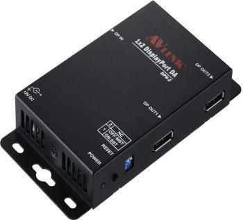 1x2 Display Port Distribution Amplifier DPS-2 Malaysia