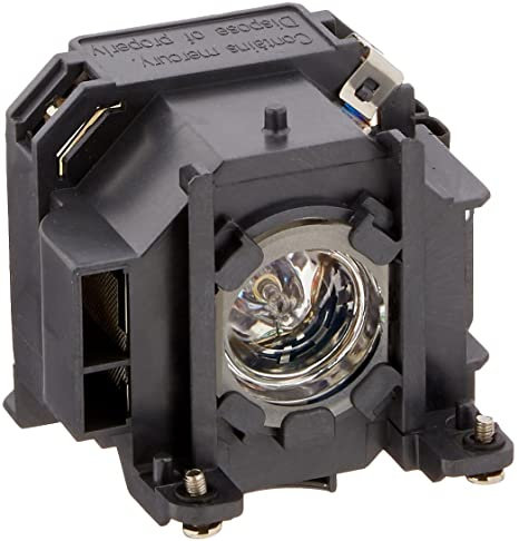ELPLP38 Projector Lamp for Epson EMP–1700, EMP–1710, EMP–1715