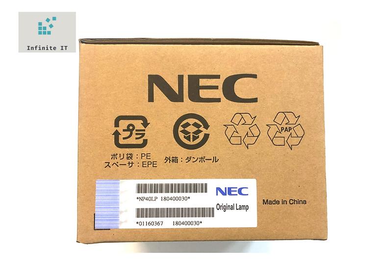 NEC NP40LP Projector Lamp for NEC VE303G / VE303XG / NP-VE303
