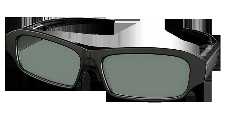 XPANDVISION 3D Lite IR X105-IR-X1 & RF X105-RF-X1 Active Shutter Glasses