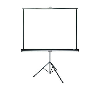 Portable Projector screen for rental   Infinite IT