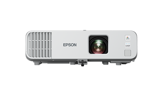 Epson EB-L200F 1080p Full HD 3LCD 4,500 Lumens Laser Projector [Free HDMI Cable]