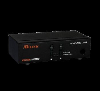 HDMI Selector HRM-2212F Malaysia