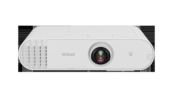 Epson EB-W50 WXGA 3,800 Lumens 3LCD Projector [Free HDMI Cable]