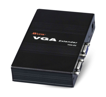 VGA Extender VGA-E2 300m (2 Cat5 connection) Malaysia