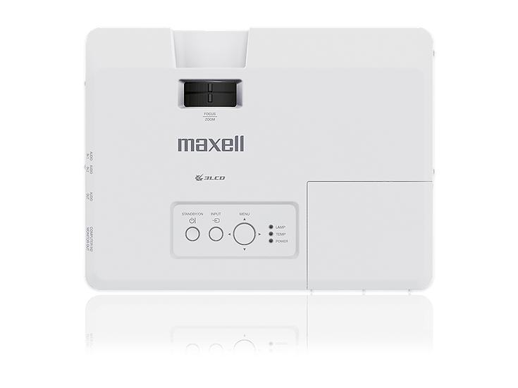 Maxell / Hitachi MC-EU5001 WUXGA 5,000 lumens 3LCD Projector