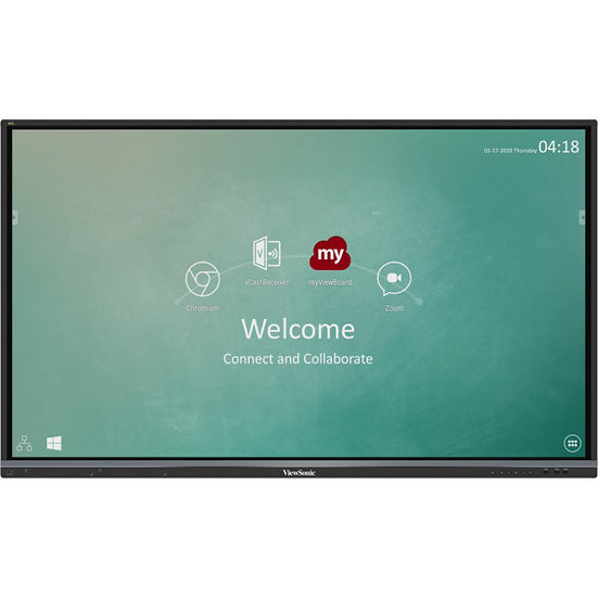 "Viewsonic IFP7550-2 ViewBoard® 75"" 4K Interactive Display"