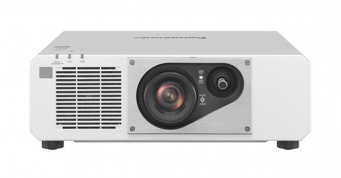 Panasonic PT-RZ570 WUXGA 5400 Lumens Laser Projector